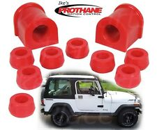 "Prothane 1-1107 Jeep Wrangler YJ Front 1-1/8"" Sway Bar & End Link Bushing 87-96"