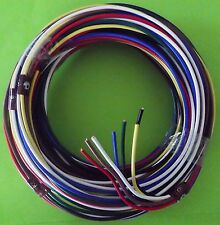 7 x  5 meter   3 mm AUTO WIRE 10amp TYCAB SINGLE WIRE ** FREE POST **