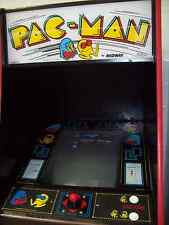 PAC-MAN Fully Restored, Original Video Arcade Game w/ Warranty - older Bally Cab