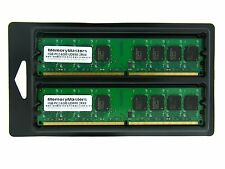 2GB  2X1GB PC2-5300 Memory for Dell Optiplex GX280 GX520 GX620