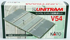 Kato 40-804 UNITRAM Expansion Set Straight Track V54 (N scale)