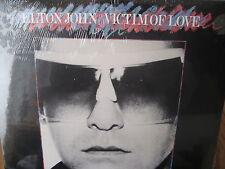 ELTON JOHN VICTIM OF LOVE MCA RECORDS 1979 SACKVILLE PRODUCTION SEALED RARE LP
