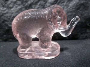 Mosser  STANDING ELEPHANT  -  PINK  -  No Damage