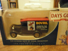 Lledo Days Gone Model A Ford Van with Bovril decals