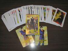 BOX SET MAZZO CARTE GIOCO POKER CARDS MANGA-HOKUTO NO KEN IL GUERRIERO raoul,rei