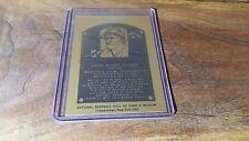 BASEBALL HALL OF FAME: METALLIC CARDS: GOOSE GOSLIN