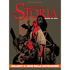 Volume AUX FRONTIÈRES DELLA STORIA - 49 HELLBOY SEMENCES della DESTRUCTION
