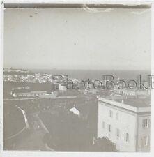 Tanger Maroc Plaque de verre stéréo45x107mm Vintage Verre cassé