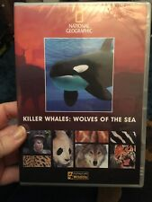 Killer Whales Wolves Of The Sea National Geographic Journeys With Wildlife DVD