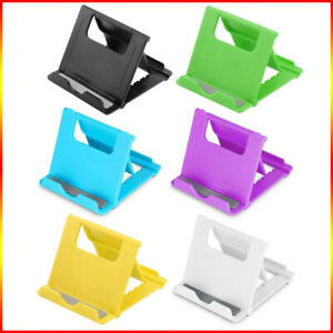 Universal Adjustable Folding Mobile Phone Holder Stand Desk Tablet Portable Hot