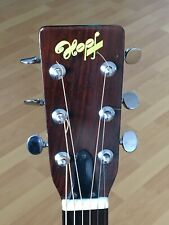 Original HOPF Akustikgitarre & Gitarrentasche