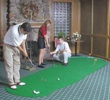 Big Moss Golf The Admiral V2 Series 6' X 15' Practice Putting Chipping Green