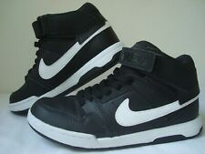 Nike Mogan Mid 2 Jr B Kids Basketball Trainers Black/White UK Size 3 645025-015