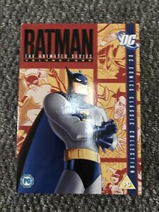 Batman The Animated Series Season 1 DVD Boxset