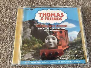 BBC Audio THE LITTLE OLD ENGINE Thomas the Tank Engine Railway Stories CD Rare