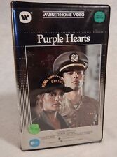 Betamax Beta  PURPLE HEARTS 1984  Ken Whal  Cheryl Ladd  Drama War