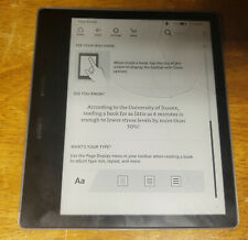 "Amazon Kindle Oasis 2nd (9th Generation) 7"", 32GB, WiFi+3G, eReader"