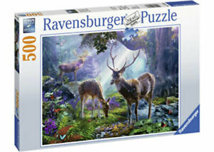 Ravensburger - Deer in the Wild Jigsaw Puzzle 500pc