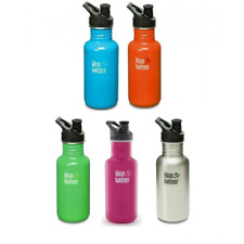 KLEAN KANTEEN STAINLESS STEEL BOTTLE WITH SPORTS CAP 532ML