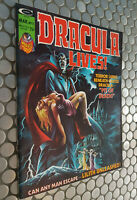 DRACULA LIVES #11 MARVEL HORROR MAGAZINE LILITH DAUGHTER OF DRACULA UNLEASHED
