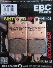 EBC/SFA283/4HH Pastillas De Freno Sinterizadas (frontal) - Suzuki AN250, AN400 BURGMAN 99-06