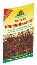 Neudorff Bestell-Set Kompostwürmer Komposter Kompost Würmer Kompostierung Neu