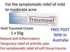 1 x 50g HEEL Traumeel Anti Inflammatory Cream Temporary relief of arthritic pain