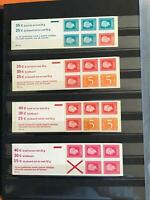 Netherlands mint never hinged stamps booklets Ref R25540