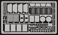 EDUARD 32126 Exterior for Trumpeter® Kit P-38J/L in 1:32