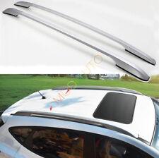 For Honda CR-V 2012-2017 Black / Silver Roof rack side Rail Luggage Carrier Bars