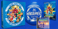Sony PS Vita - Windjammers Collector Edition Limited Run #92 [NEUF]