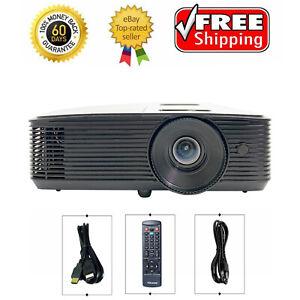 Optoma HD144X DLP Projector 1080p Full 3D HD 3400 lumens HDMI w/Accessories