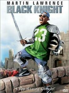 Black Knight + Insert - DVD REGION/ZONE 1 Viewed Once