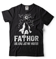 Fathers Day Gifts Gift For Dad From Kids Best Gifts For Dad Fathor Thor T Shirt