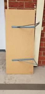 Garage storage rack  x 5