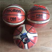 Molten GG7 GG7X GF7X GM7X Composite Leather Basketball (SIZE 7) Ball FIBA Use