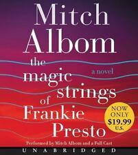 The Magic Strings of Frankie Presto by Mitch Albom (2016, CD, Unabridged)