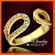 Gold Filled Band Fashion Rings