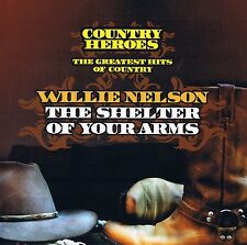 "WILLIE NELSON ""The Greatest Hits Of Country"" Country HEROES CD"