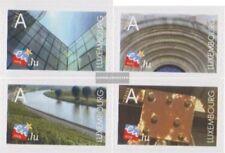 Luxemburg 1659-1662 (compleet.Kwestie.) postfris MNH 2005 Stoel Europese Unie