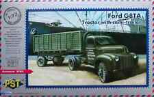 FORD G8TA WITH SEMITRAILER 1/72 PST 72065