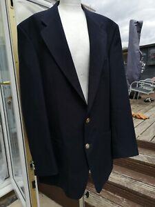Magee Tailored Geneva T2 Navy Blue Blazer  - Jacket, 42R, Immaculate