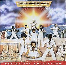 Definitive Collect. von Earth Wind & Fire   CD   Zustand sehr gut