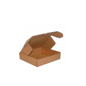 PIP Large Letter Postal Boxes Cardboard Royal Mail Cheap Mail Box - Pack of 50