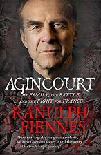 RANULPH FIENNES ___ AGINCOURT ___ BRAND NEW ___ FREEPOST UK