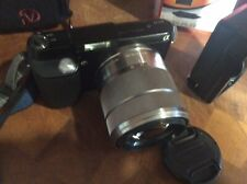 SONY NEX 3 Digital mirrorless CAMERA