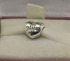 AUTHENTIC PANDORA CHARM MOTHER'S HEART, 791112 #581