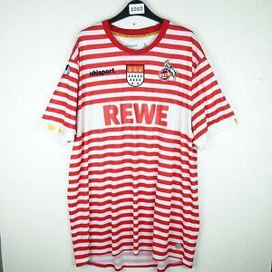 1 FC Koln 2018 Carnival Football Shirt Size 4XL (1050)