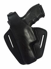 B2Li Leder Pistolenholster Holster für Röhm RG96 Roehm RG 96 Linkshänder Links