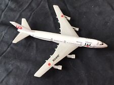 """Tomica JAL Boeing 747 No.1 1978 S-1/415 Tomy Die Cast 6.5"""" Long Gorgeous"""